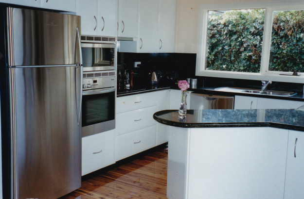 New Kitchen 2003