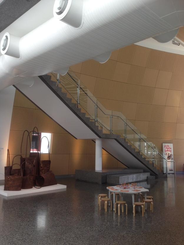 MAMA stairs