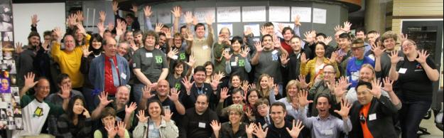 Wiki volunteers