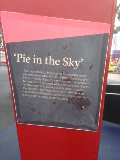 Pie explanation