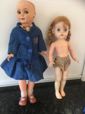 Shabby dolls